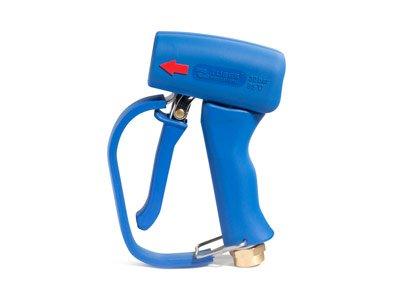 Pistolet do wody BLUE KING – wygoda, wydajność i trwałość połączone w jednym pistolecie do wody