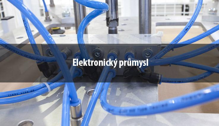 Elektronický průmysl