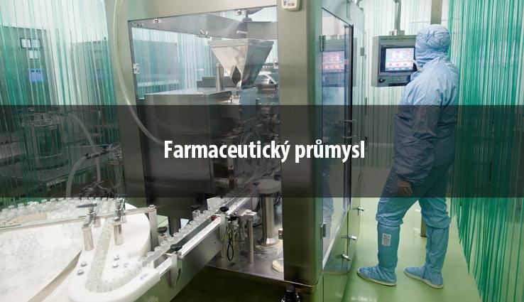 Farmaceutický průmysl