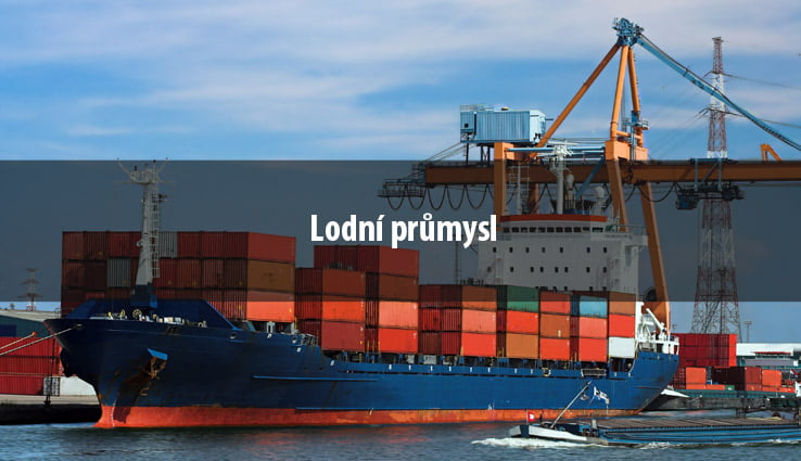 Lodní průmysl