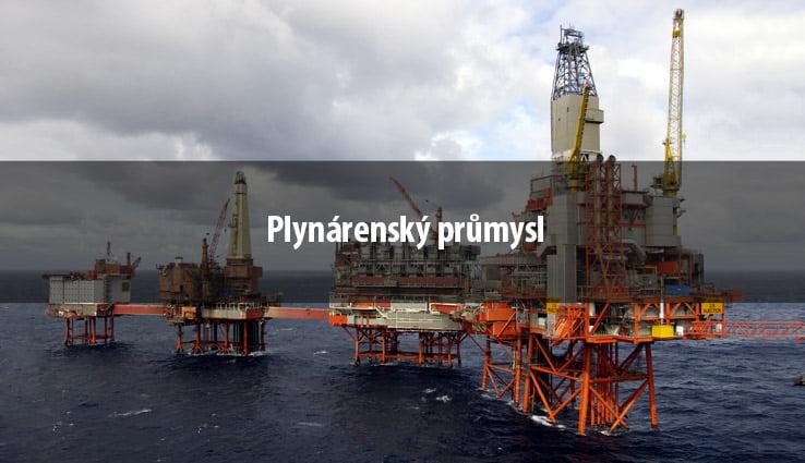 Plynárenský průmysl
