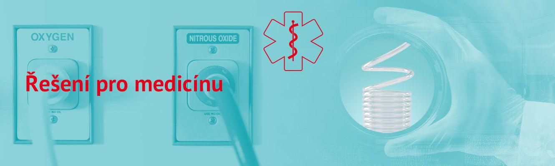 Řešení pro medicínu