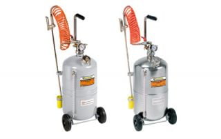Ciśnieniowe spryskiwacze dla środowisk wymagających wysokiej czystości i higieniczności